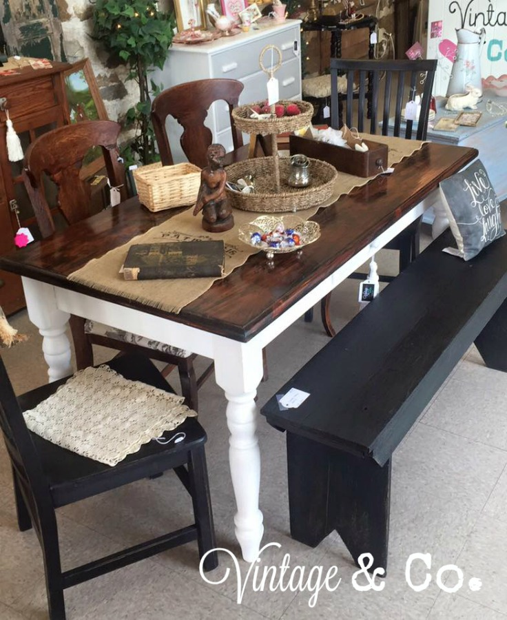 farmhouse Table Feb2